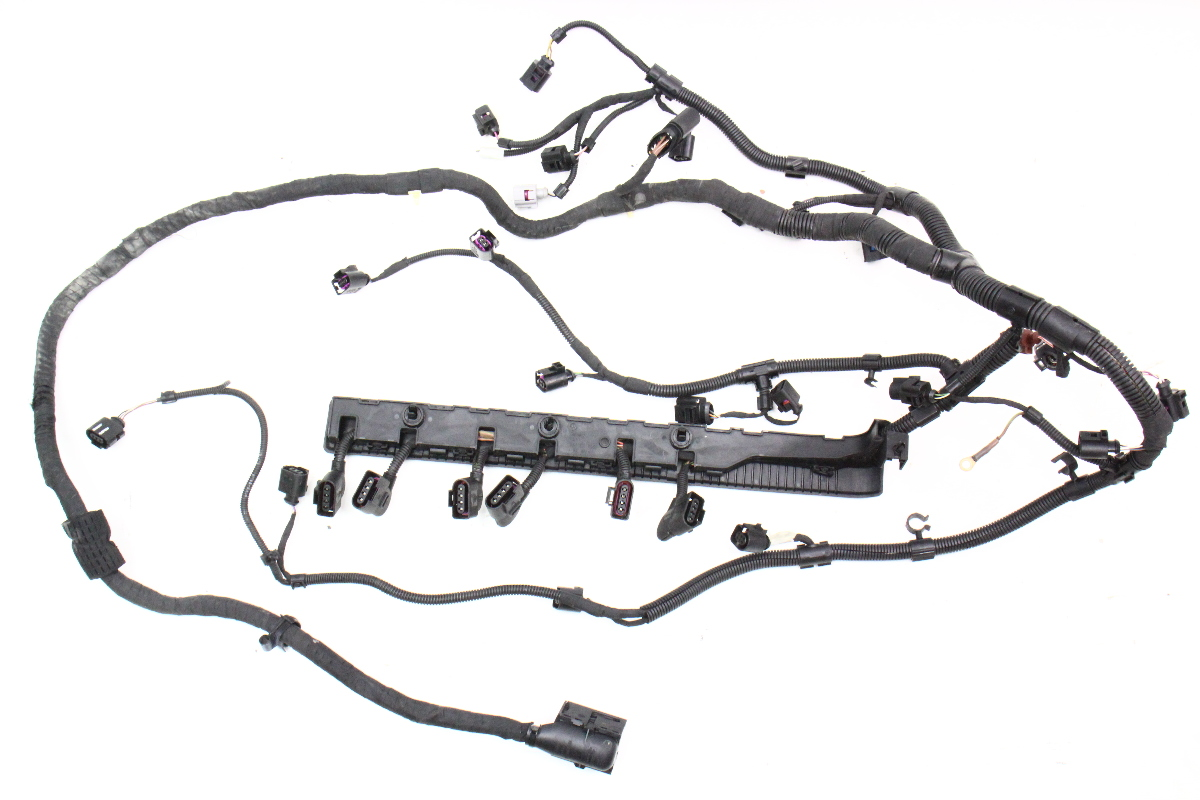 Rabbit Harness Wiring