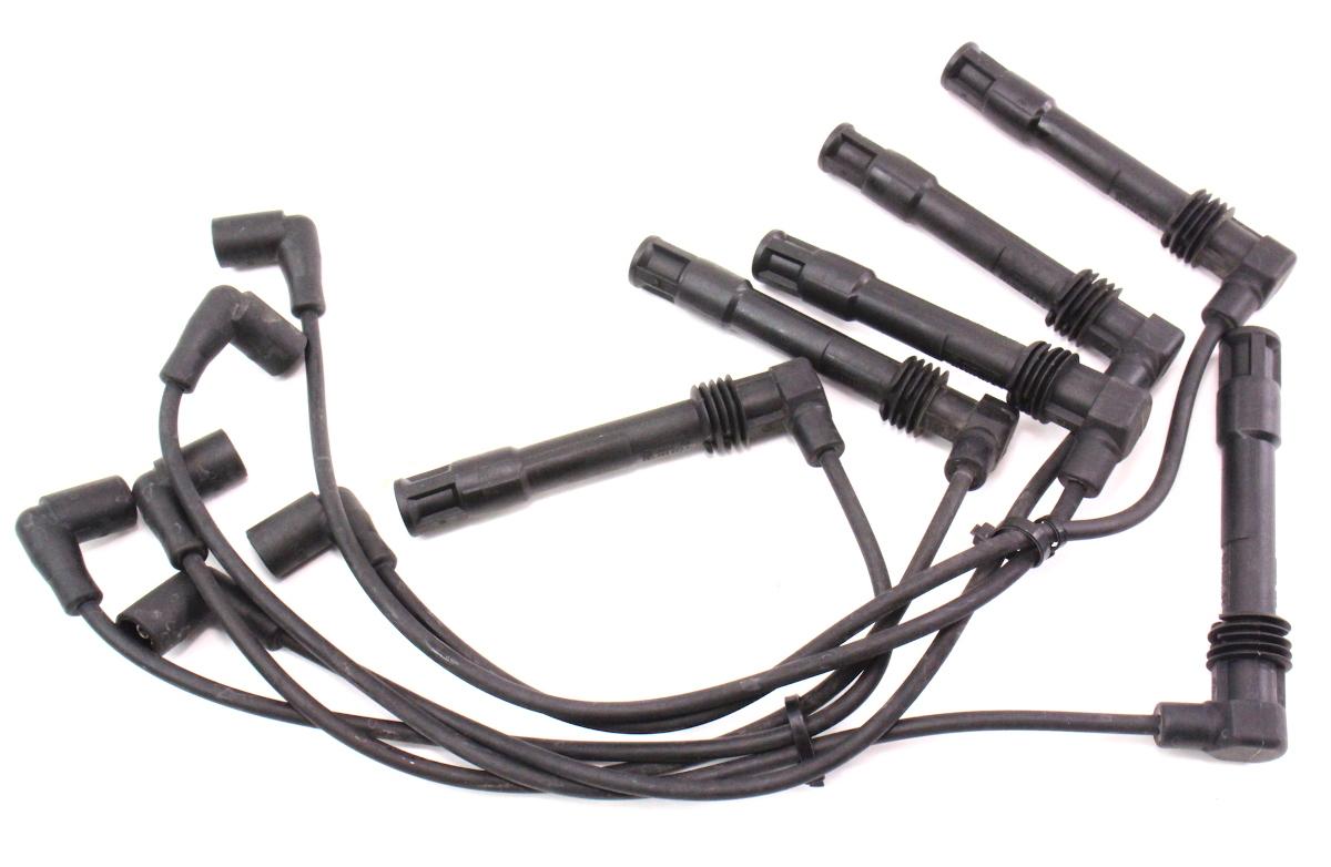 Spark Plug Wires Set 98 05 Audi A4 A6 Vw Passat