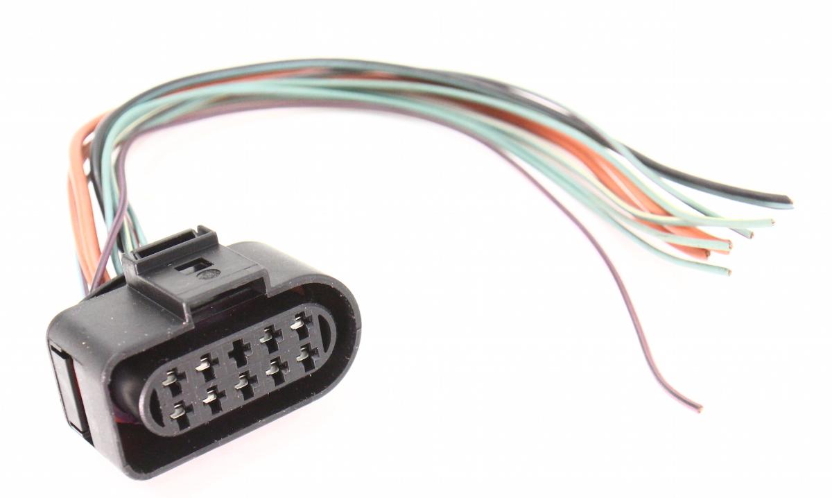 Multifunction Switch Pigtail Wiring VW Jetta Rabbit MK5