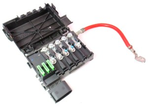 Batterie Golf 4 vw golf mk4 fuse box on top of battery 3 wire 1j0 937 550 ad ebay battery fuse
