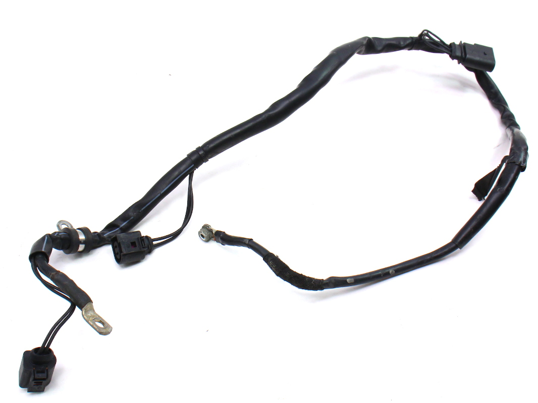 2003 vw jetta headlight wiring harness