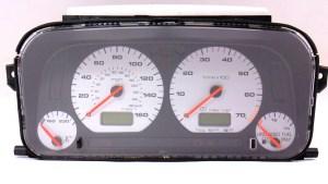 Service manual [1998 Volkswagen Jetta Instrument Cluster