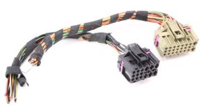 CCM Plugs Pigtail 99505 VW Jetta Golf MK4  Comfort Control Module Wiring
