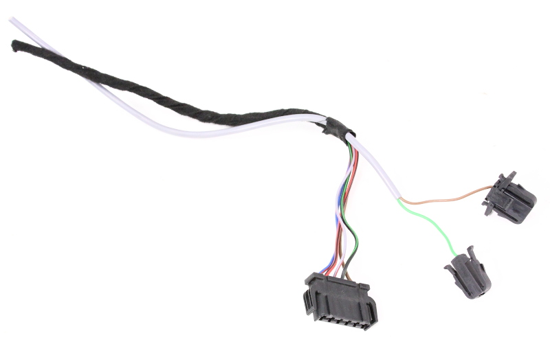 RH Taillight Wiring Plug Pigtail 01-05 VW Passat Wagon