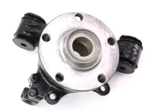 LH Rear Spindle Knuckle Hub & Bearing 9904 Audi A6 RS6 C5