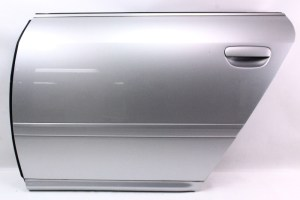 LH Rear Door Shell Skin 0204 Audi A6 S6 RS6 C5  LY7M Silver