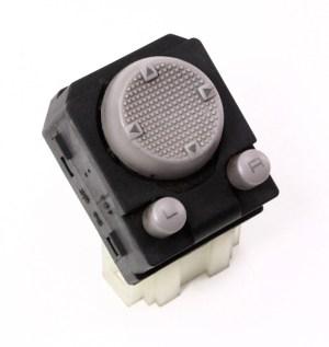 Power Mirror Adjuster Switch Button 9399 VW Jetta Golf