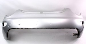 Front Bumper Cover 0105 VW Beetle  LG9R  Silver