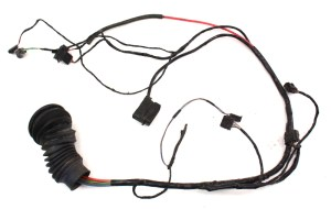 Driver Front Power Door Wiring Harness 1995 VW Golf Cabrio  Genuine