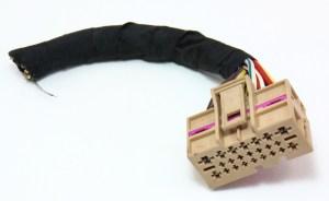Trunk Power Assist Control Module Pigtail Plug 0406 VW