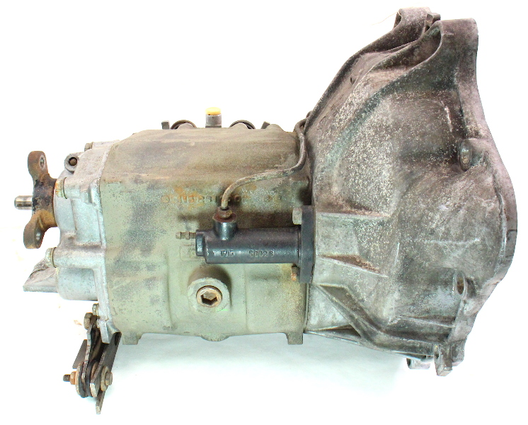4 Speed Manual Transmission Mercedes W1115 W123 240d