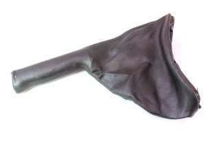 Leather EBrake Parking Handle Cover Boot 9399 VW Jetta