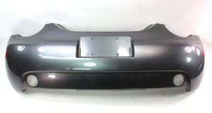 Rear Bumper Cover 9905 VW Beetle LD7X Platinum Grey