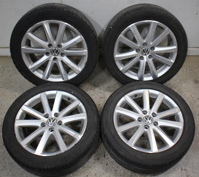 Set Of Wheels Rims Alloy Bbs 17