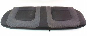 Rear Cloth Seat Cushion & Cover 9805 VW Beetle Back Seat Bench  Genuine