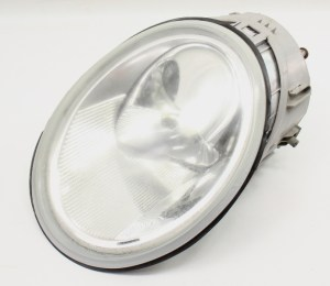LH Genuine Headlight Head Light Lamp 0205 VW Beetle Turbo S