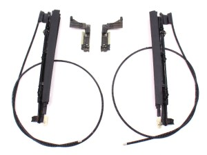Sunroof Fix Repair Parts Track Cables VW Jetta Golf GTI MK4  Sun Moon Roof