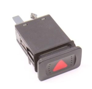 Hazard Dash Switch Relay Button 9905 VW Jetta Golf GTI MK4 ~ 1J0 953 235 C