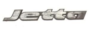 Trunk Badge Emblem 9399 VW Jetta MK3 ~ Genuine ~ 1HM 853 687 AC