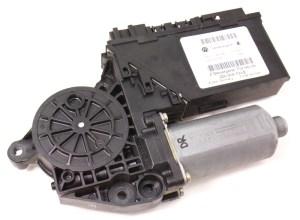 LH Rear Power Window Motor & Module 0406 VW Phaeton  3D0 959 703 E