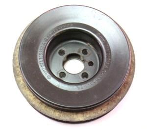 Crank Crankshaft Pulley 9799 VW Jetta Golf Mk3 19 AHU TDI Diesel 028 105 253 A
