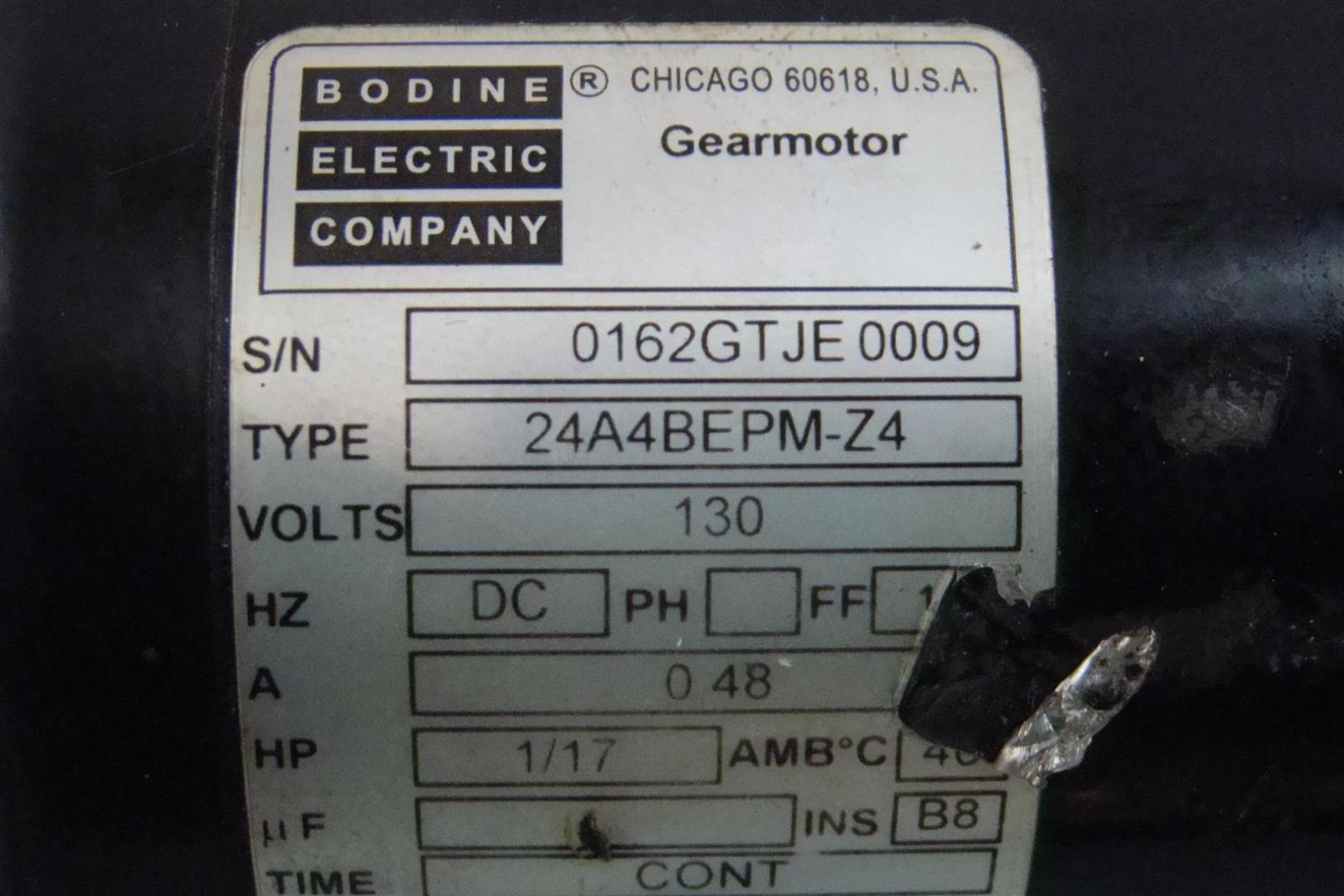 Famous Bodine Dc Motor Wiring Arc 8000 Switch Panel Wiring Diagram ...