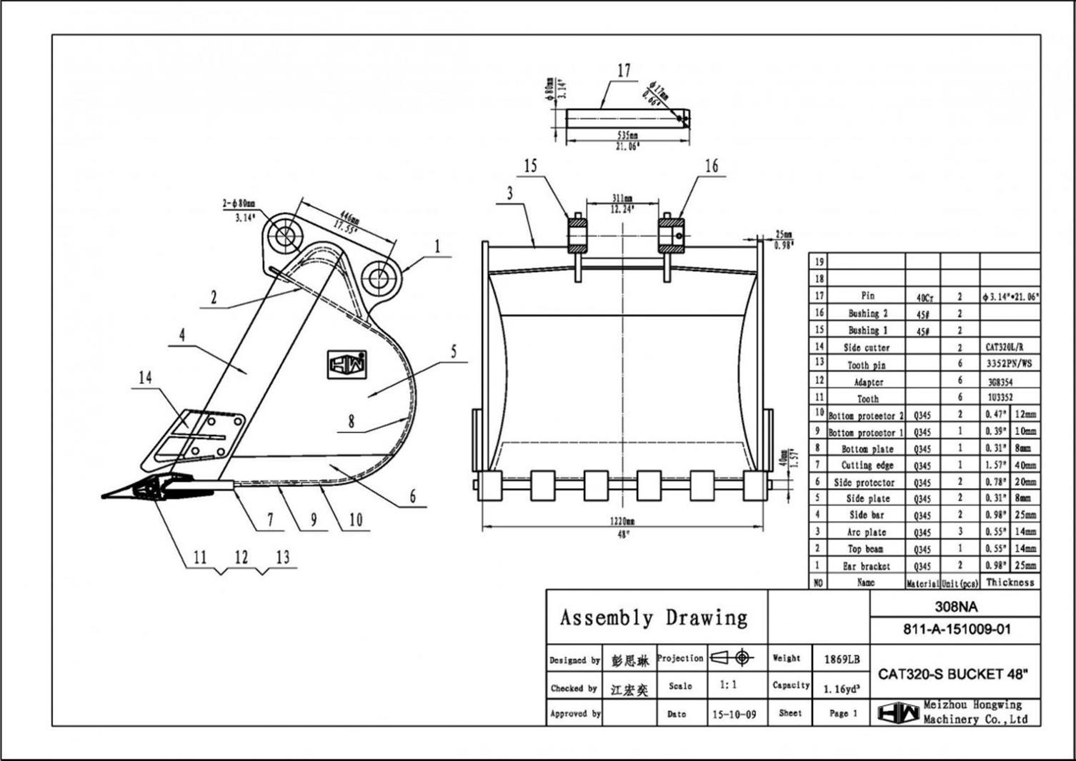 Parker Hydraulics Parts