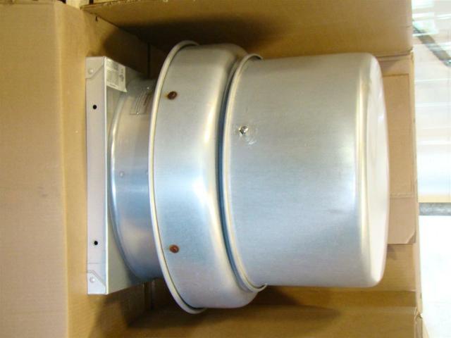 greenheck roof ventilator 1 4hp exhaust fan 115v gb 071 4x qd r3
