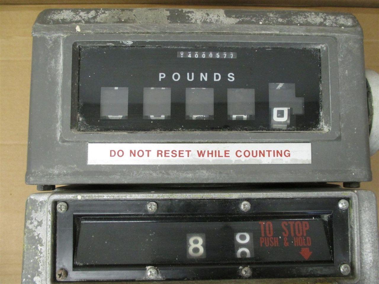 Veeder Root Meter Register 004