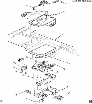 2002 Cadillac Deville Cooling System  Wiring Diagram Pictures