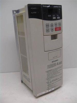 Mitsubishi FRA52004K FreqrolA500 Inverter 04 Kw 200