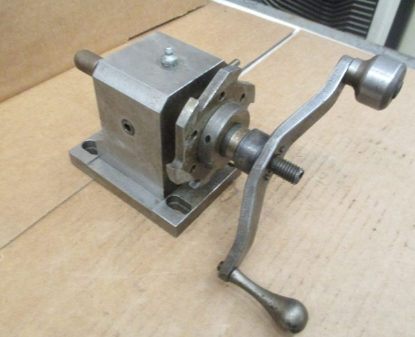 Index Indexer For Rotary Machining | Daves Industrial ...