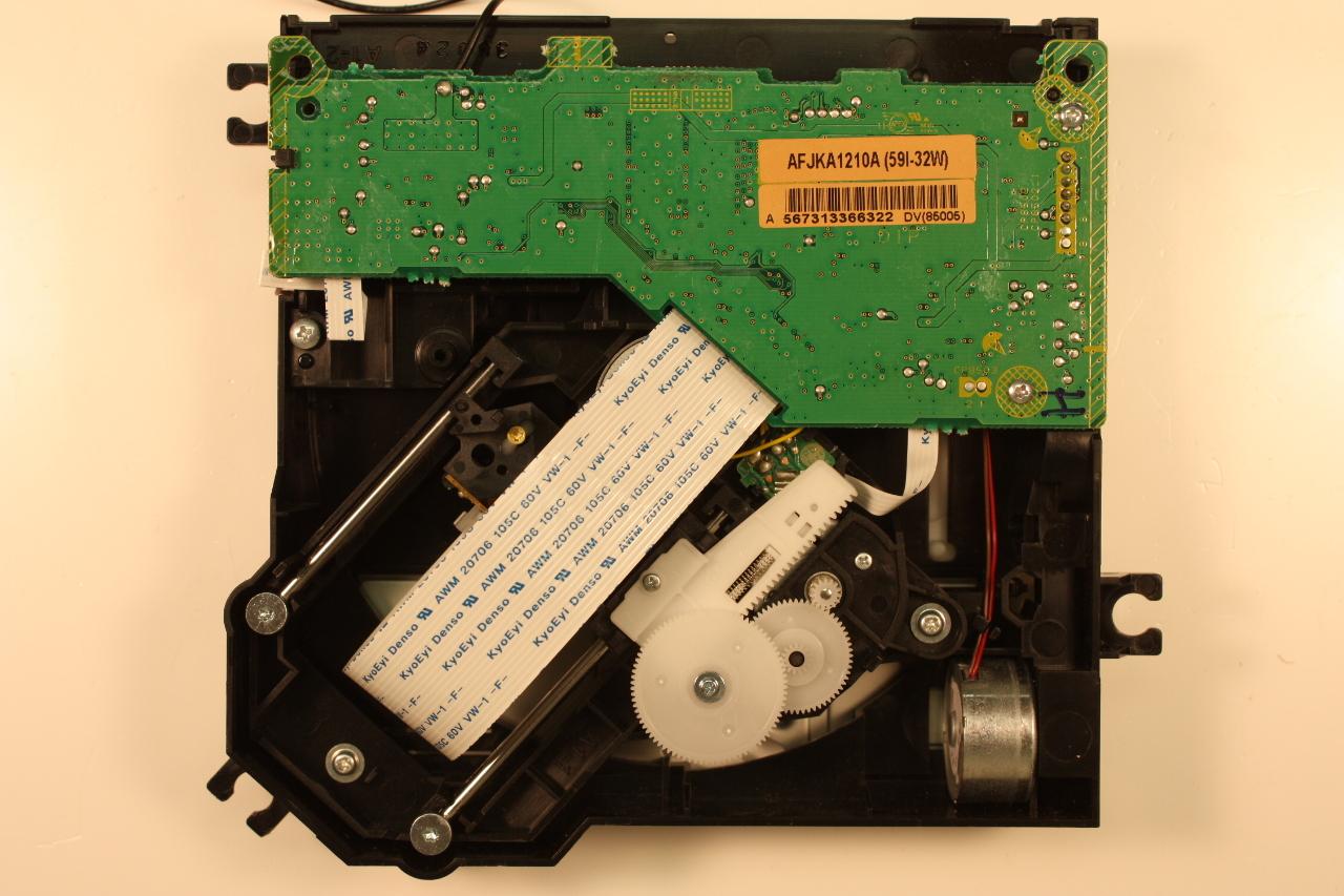 """Sansui 24"""" SLEDVD244 AFJKA1210A(59I-32W) DVD Drive"""