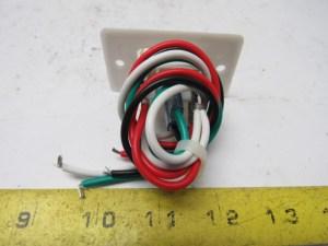STROMBERG LIPPERT 144214 Electric Stabilizer Jack Switch