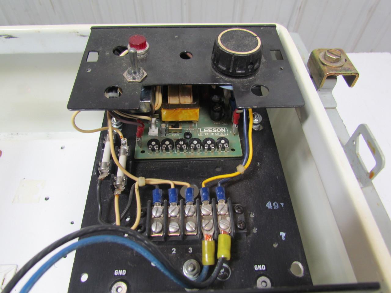 Leeson Dc Motor Wiring Diagram - Arbortech.us