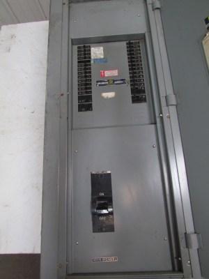 Square D NQOB696631A 400A single Phase 120V240V 3 wire