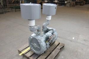 GAST R9P3300M REGENAIR Regenerative BlowerVacuum 30HP 1350CFM 110inH2O Vac | Bullseye