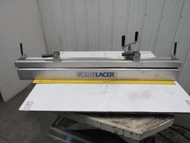Clipper Rl 48 Roller Lacer 48 Quot Conveyor Belt Lacing Tool