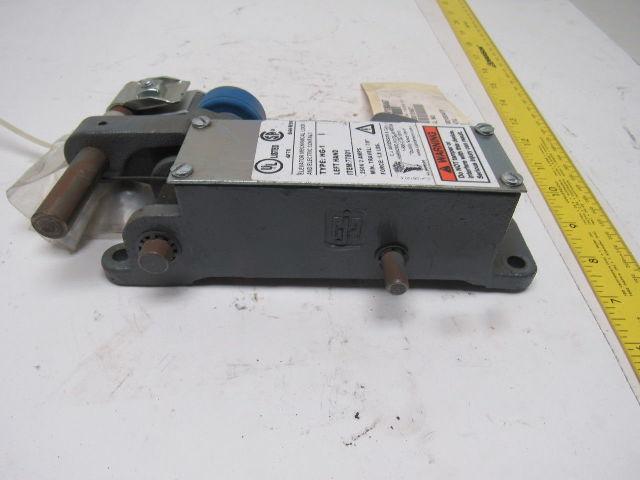 Cj Anderson 77801 Hg 1 Left Handed Freight Elevator Door