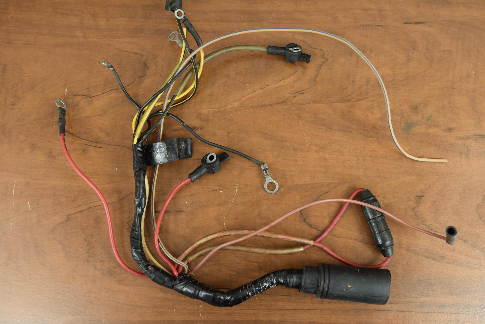 Mercury Wiring Harness A2 A5 A8