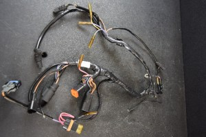 19961997 Johnson Evinrude Engine Wiring Harness 586023 0586023 200 225 HP V6 | Southcentral