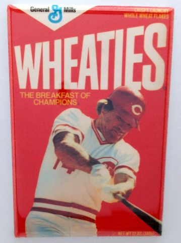 Wheaties Pete Rose Box Refrigerator FRIDGE MAGNET