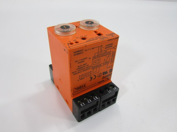 SYRELEC DIRT 2 RELAY MONITOR 110VAC Premier Equipment