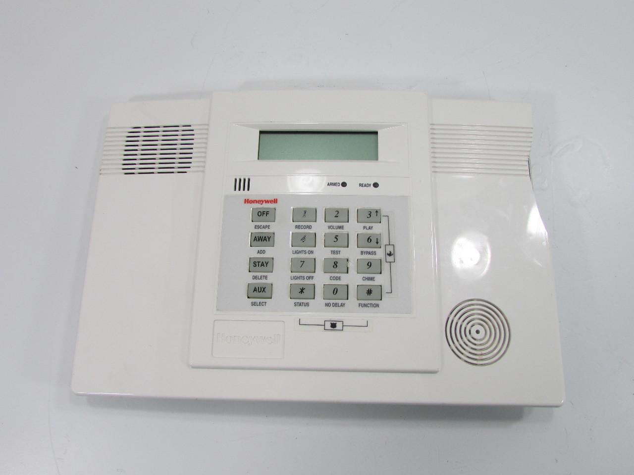 Security Alarm Honeywell