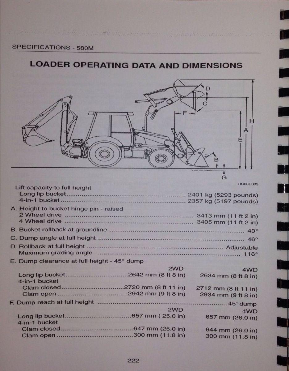 Case 580e Wiring Diagram Super M