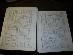 KOMATSU PC605 PC60 Hydraulic Excavator Service Shop Repair Manual Book | Finney Equipment and Parts
