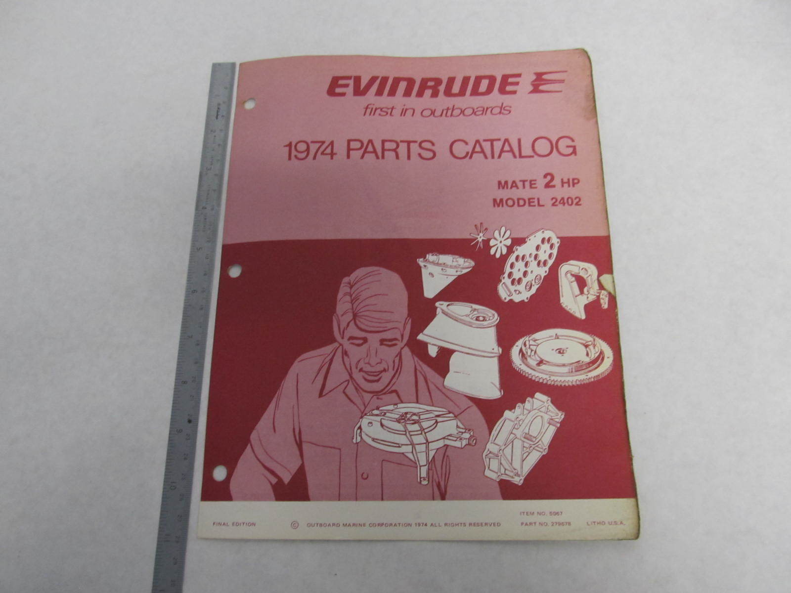 Parts 15 Evinrude Hp 1982