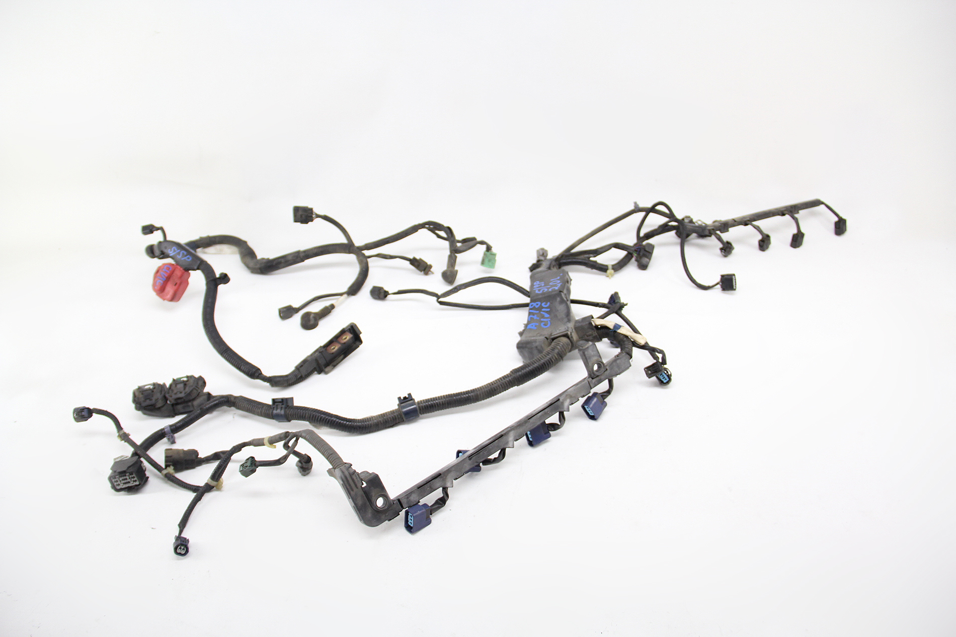 Honda Civic Si Engine Wire Harness 2 0l Rrb A04 Oem