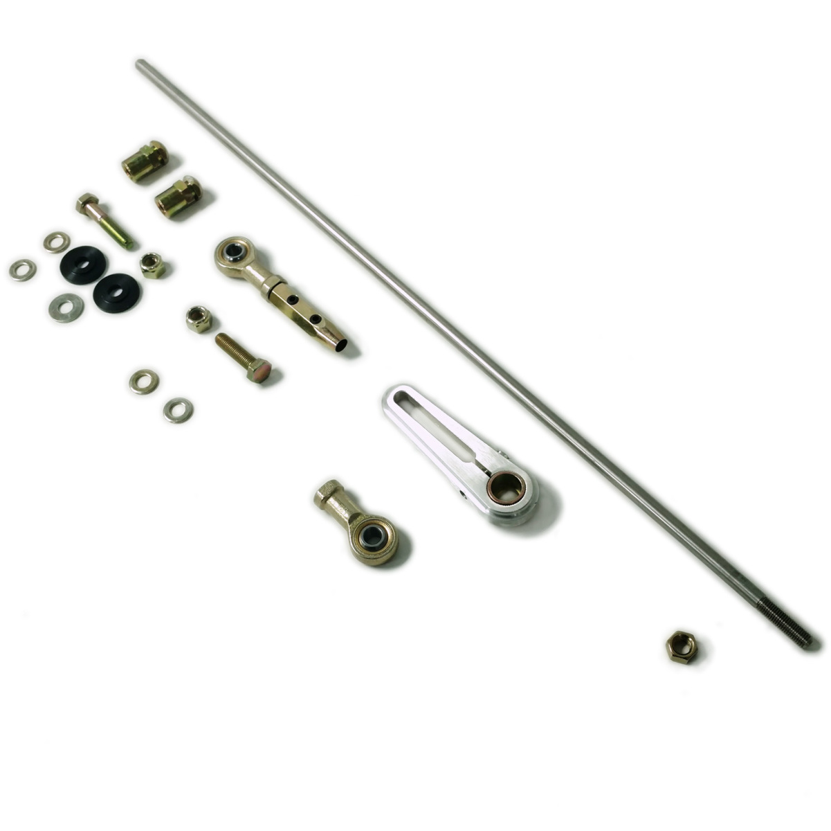 Universal Adjustable Column Shift Linkage Kit