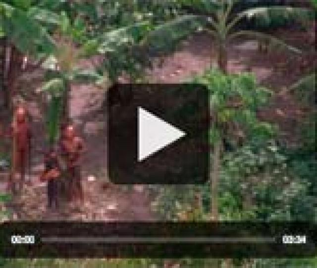 Astonishing New Photos Of One Of The Worlds Last Uncontacted Tribes